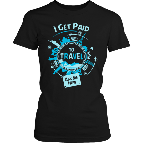 Get Paid To Travel - Ask Me How! - My MLM Shop