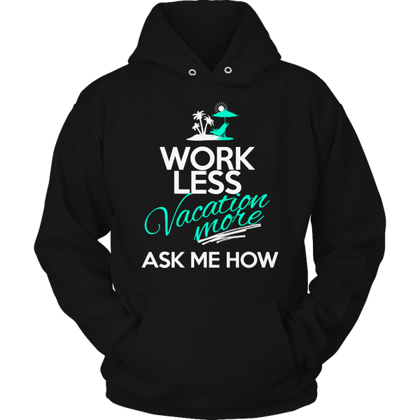 Work Less - Vacation More - My MLM Shop