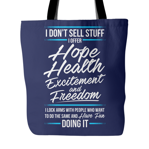 I Offer Hope - Tote Bag - My MLM Shop