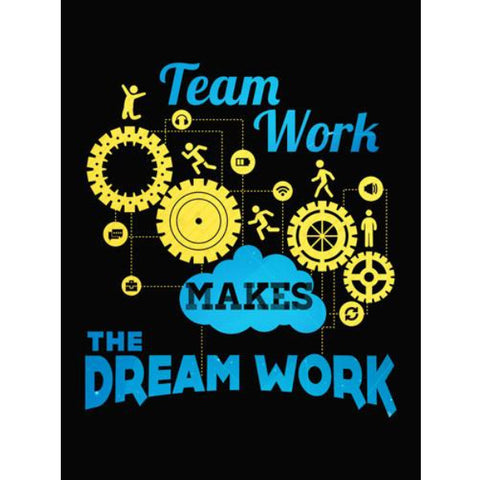 Team Work Makes Dream Work - My MLM Shop