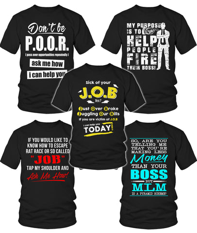 """Job"" Bundle - My MLM Shop"