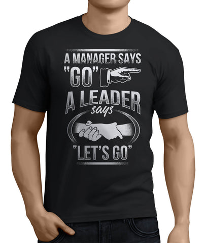 "A Leader Says ""Let's Go""! - My MLM Shop"