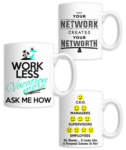 Mugs Bundle - My MLM Shop