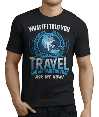 Travel And Get Paid For It - My MLM Shop