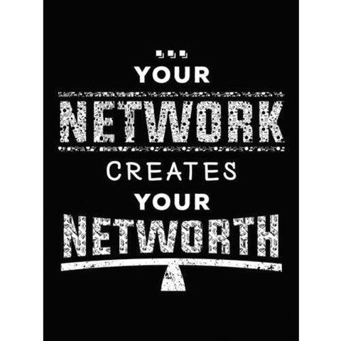 Your Network Creates Your Networth - My MLM Shop