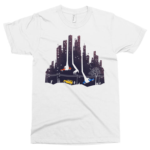 The Hanging City - T-Shirt
