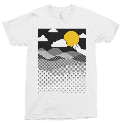 Up In The Cloud - T-Shirt