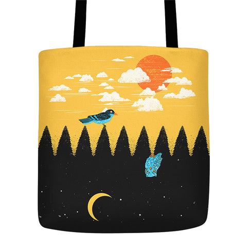 Blue Sky - Tote Bag
