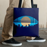 Eye On The City - Tote Bag