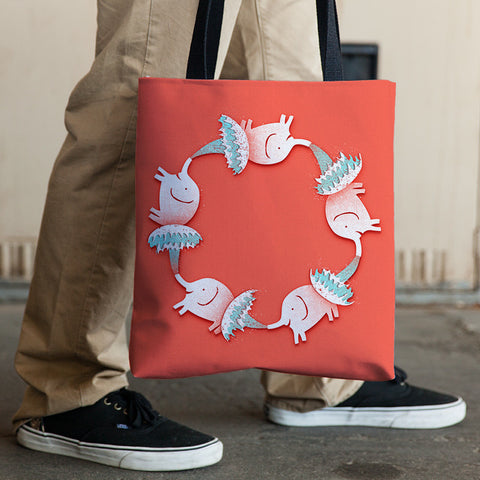 Keep The Fun Going - Tote Bag