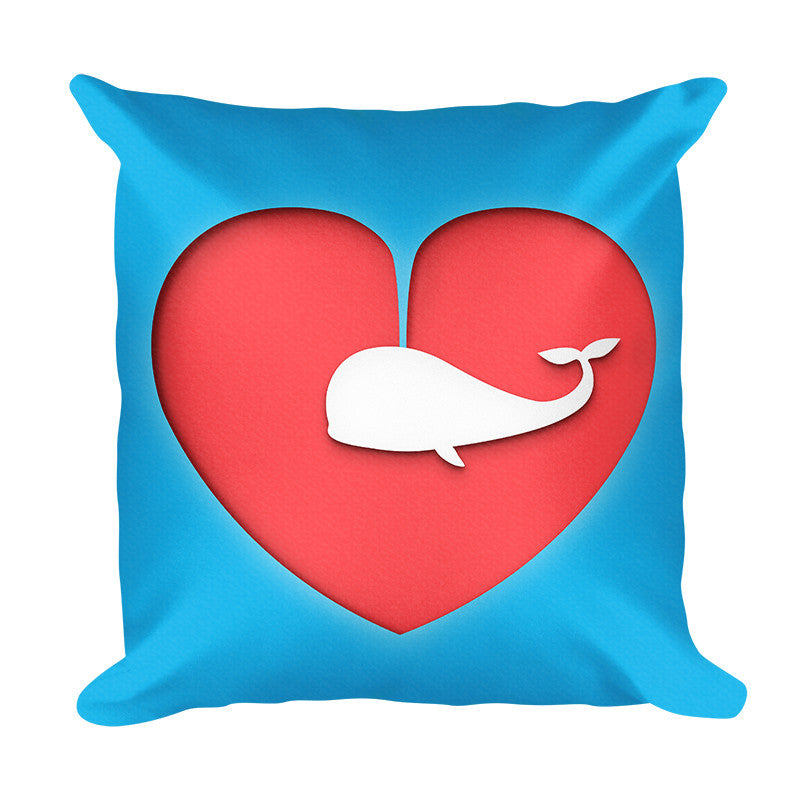 Love Is All Around - Pillow