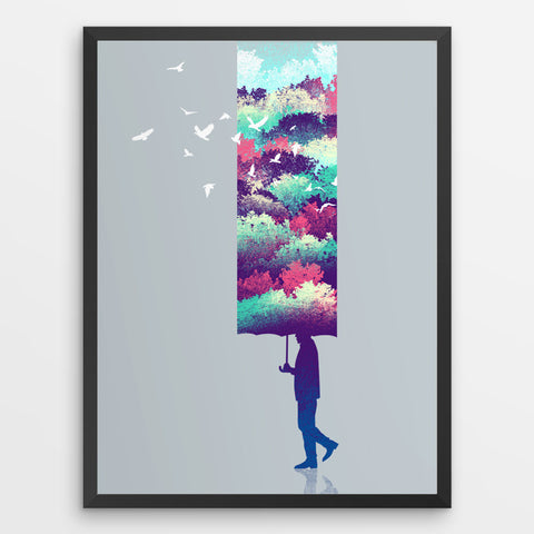 Rainforest - Art Print