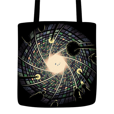 City Voyager - Tote Bag