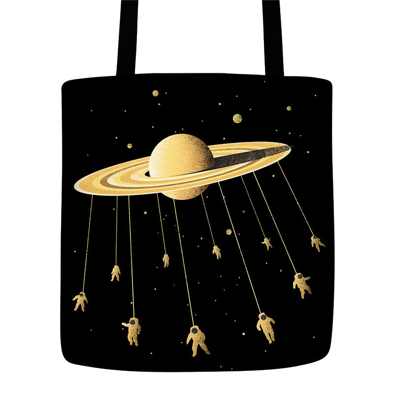 Space Carousel - Tote Bag