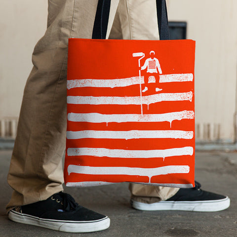 Stripes - Tote Bag