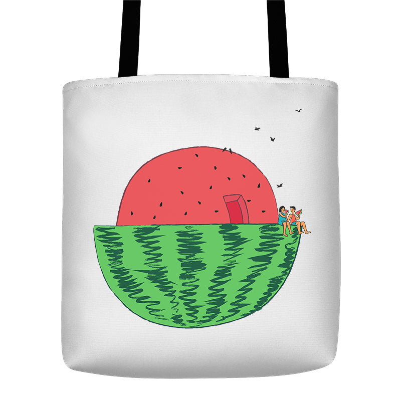 Summer Retreat - Tote Bag