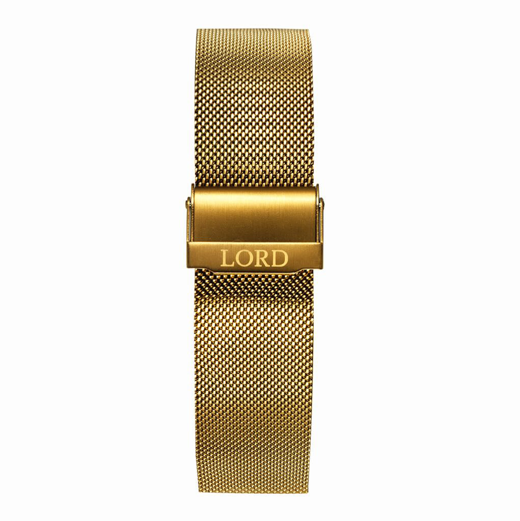 Lordtimepieces-Gold-mesh-strap