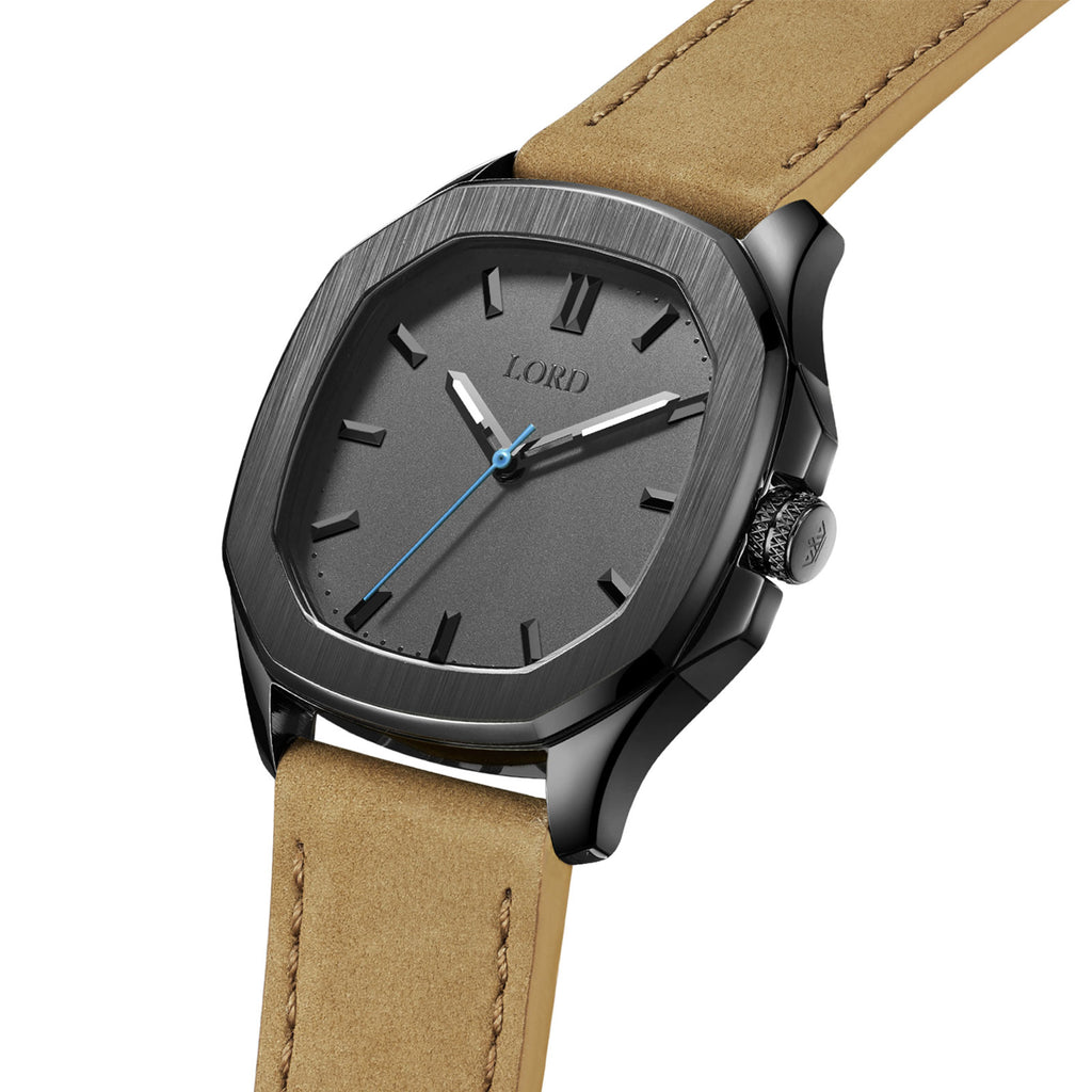 Lord-timepieces-astro-Gunmetal-tan-leather-watch-3d