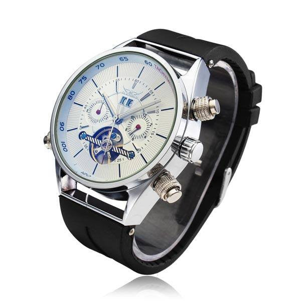 Arctic Watch with tourbillon movement