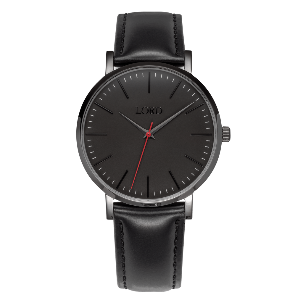 Noble-Midnight-Black-Watch-Men's-Watches-Lord-Timepieces