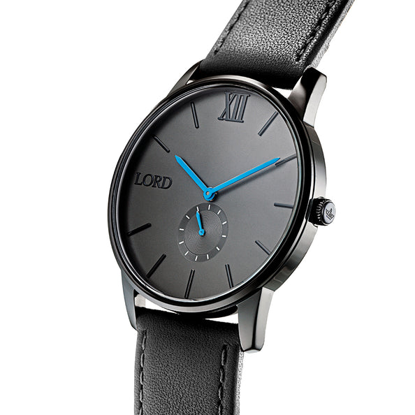 Lordtimepieces-Solitude-Black-Blue-watch-wrist-shot