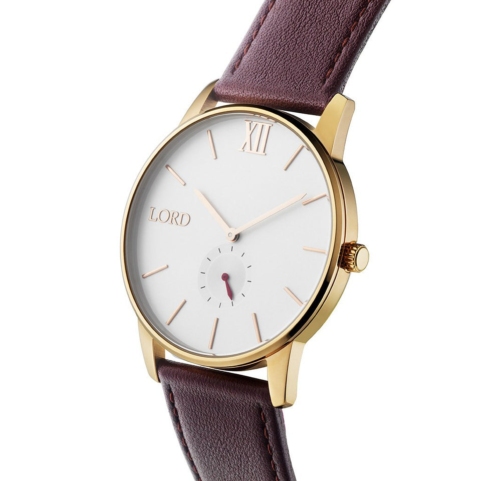 Solitude-Rose-Gold-Brown-Watch-strap