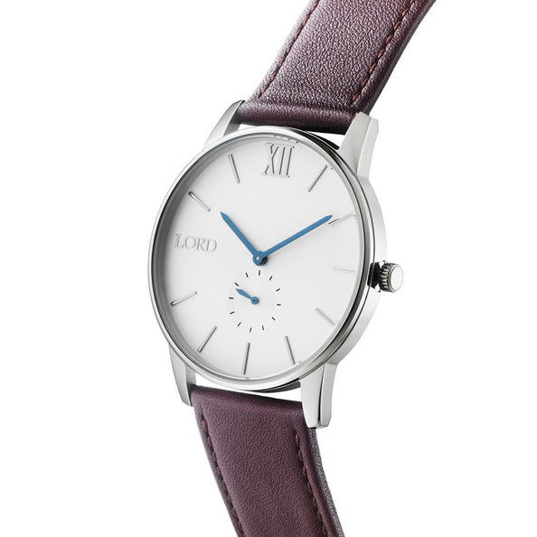 Solitude-White-Blue-Watch-wrist