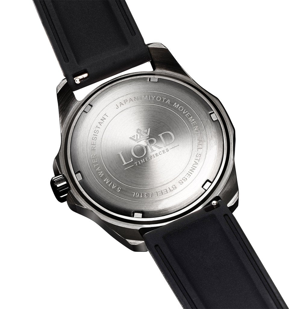 Lordtimepieces-Sport-Black-Link-watch-Silicone-back