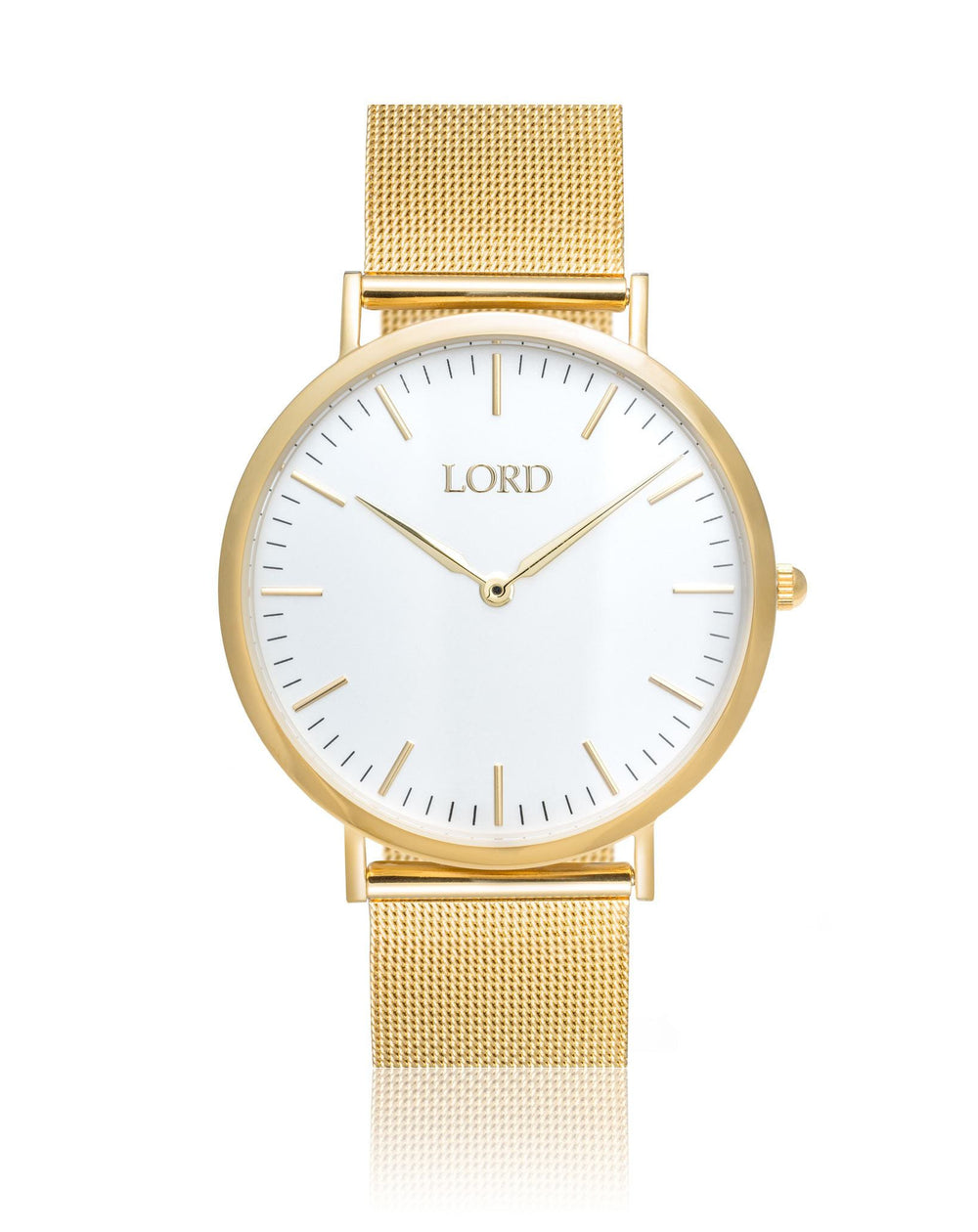 Classic gold watch classic men 39 s watches lord timepieces for Lord timepieces