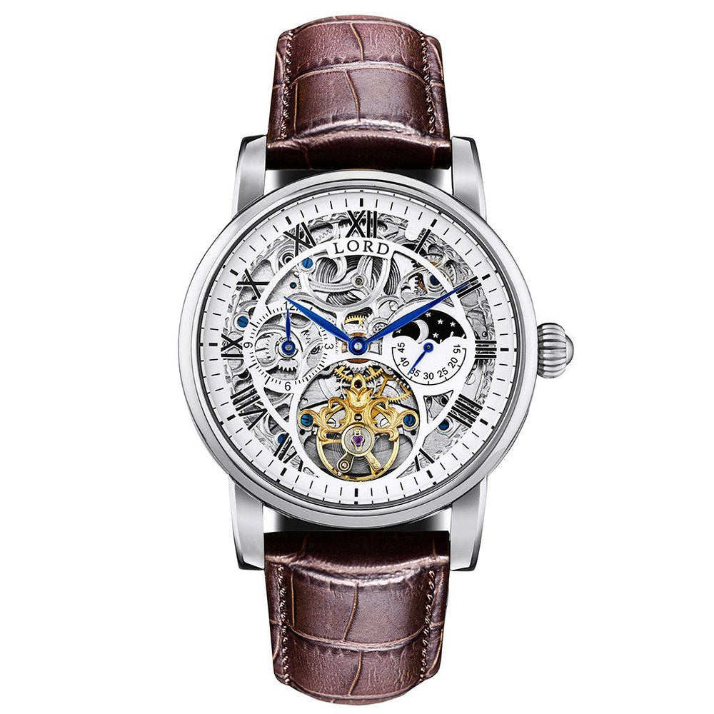 Lord timepieces legacy silver watch for Lord timepieces