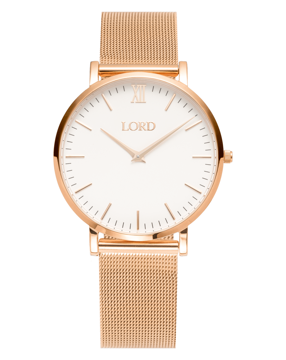 cluse rose mesh me la white watches boh rosegold laboheme gold model