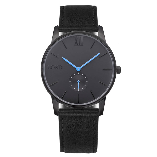Lordtimepieces-Solitude-Black-Blue-watch-front