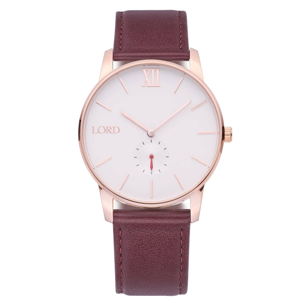 Solitude-Rose-Gold-Brown-Watch-Men's-Watches-Lord-Timepieces