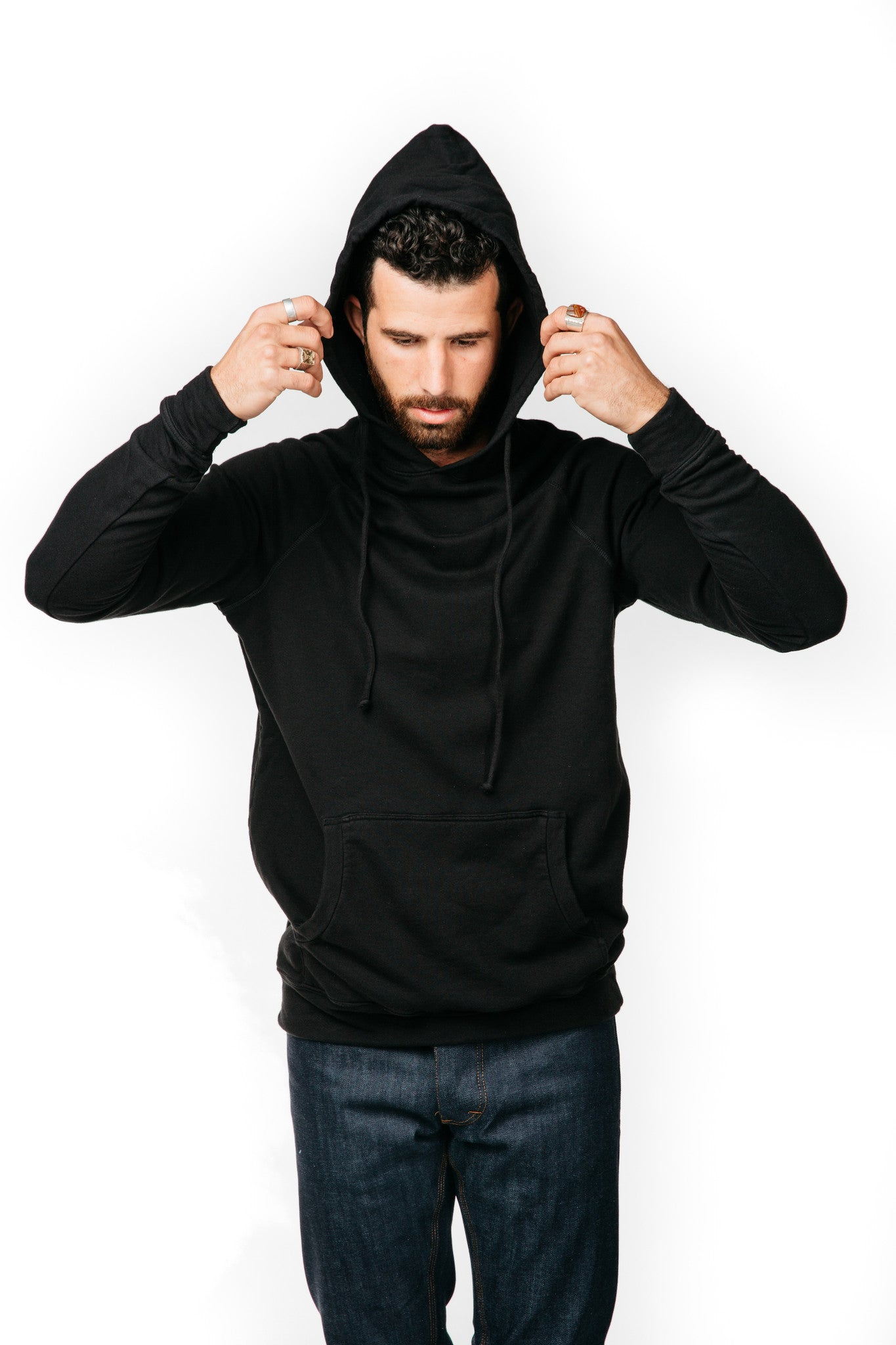 THE PERFECT PULLOVER BLACK