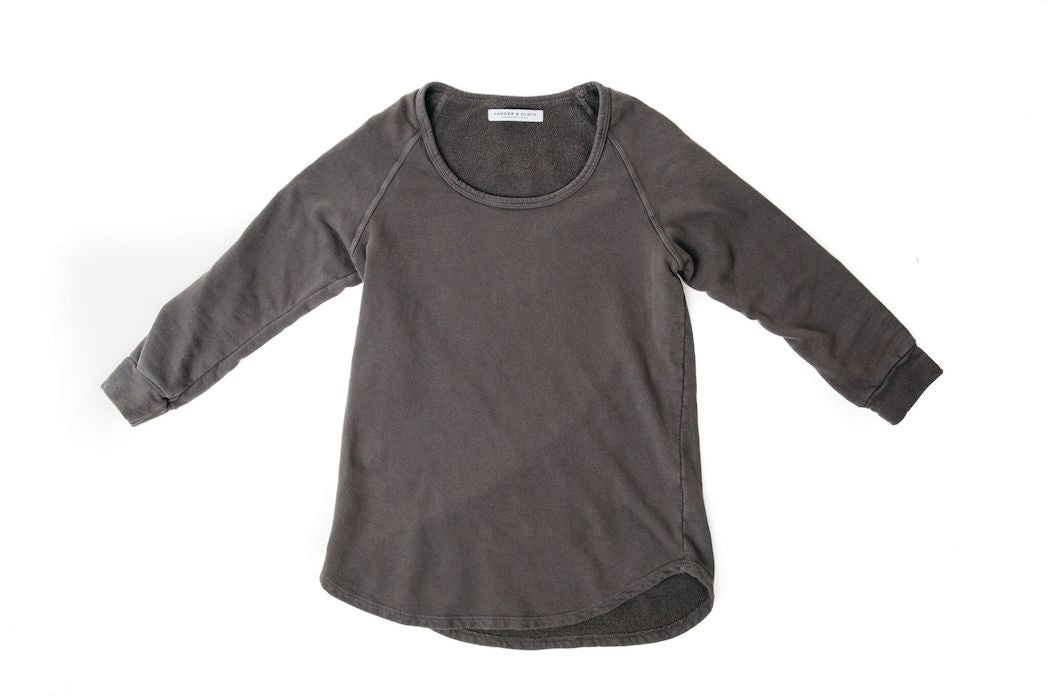 WOMEN'S LIGHTWEIGHT SWEATER SMOKE