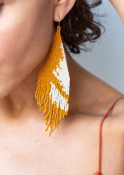 Blackbirddagger – Pampas Earrings - The Small Home