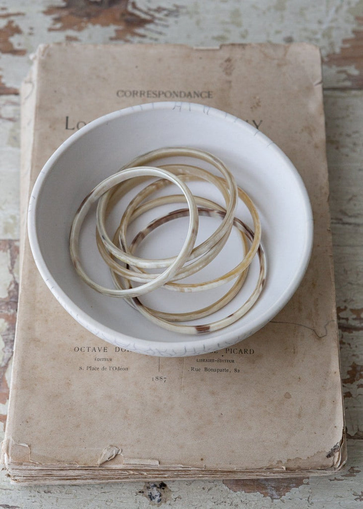 Ethical Horn Bangles - The Small Home
