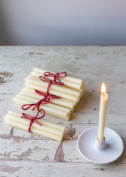 Mini Bundle of Candles – Festive Spice - The Small Home