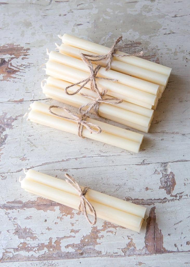 Mini Bundle of Candles - Unscented - The Small Home