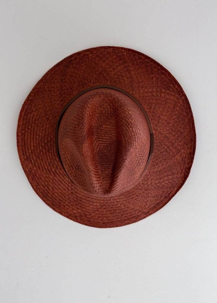 Panama Hat – Nougat - The Small Home