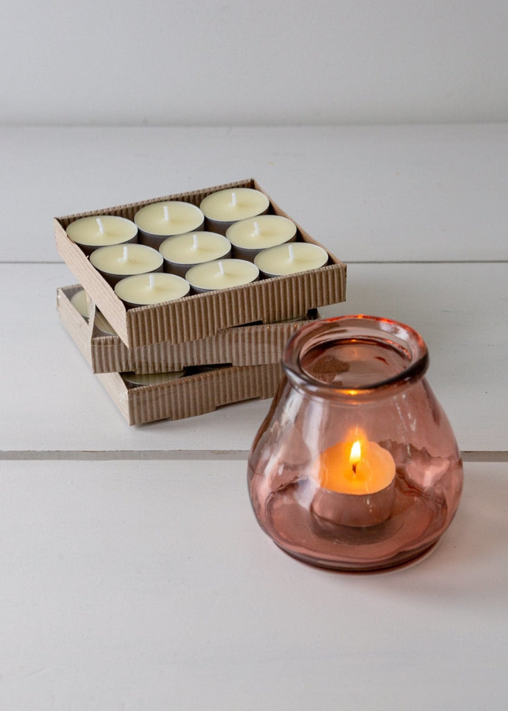 Scented Tea Light Candles – Sea Salt - The Small Home