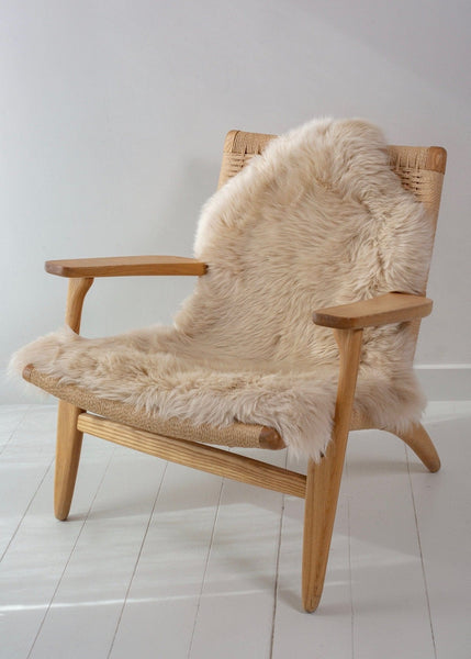 Sheepskin Rug – Ivory - The Small Home