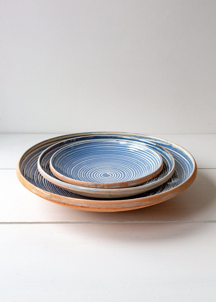 Spiral Large Serving Dish - The Small Home