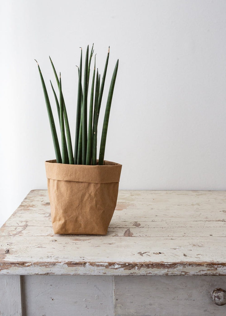 Uashmama – Paper Bags – Kraft - The Small Home