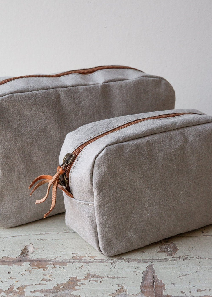 Uashmama – Wash Bags – Fog - The Small Home