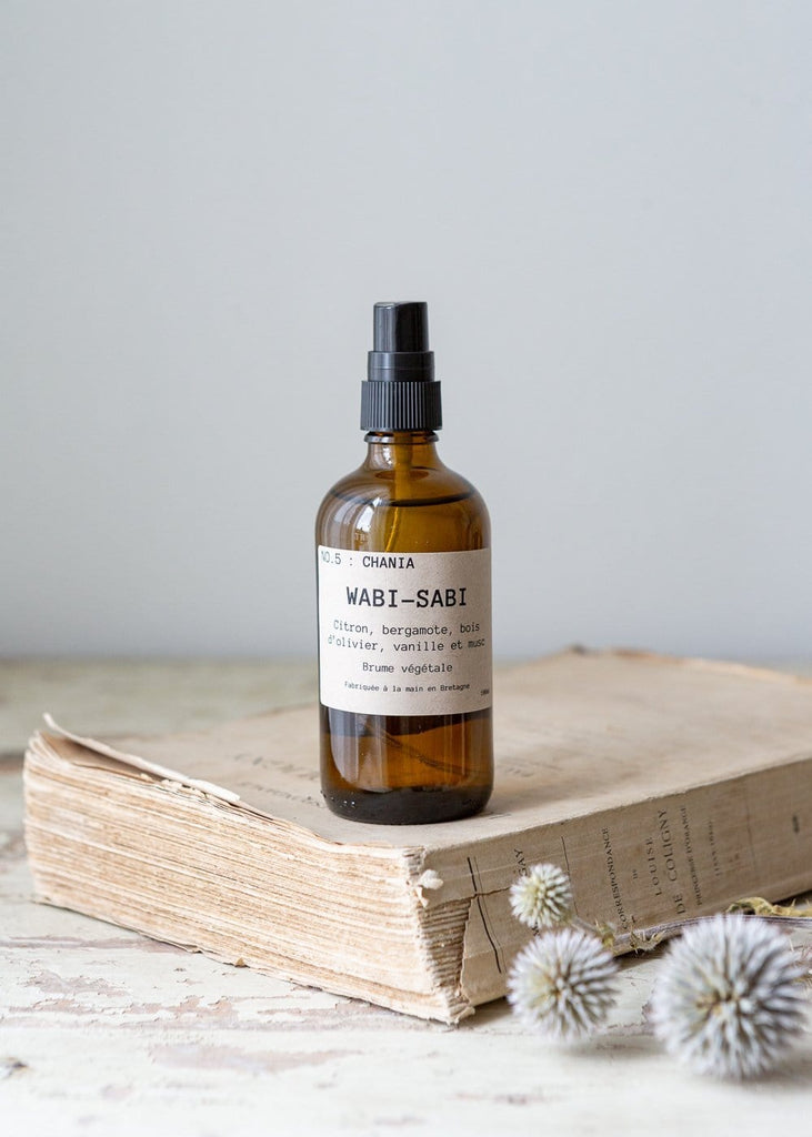 Wabi Sabi - Room Mist - Chania - The Small Home