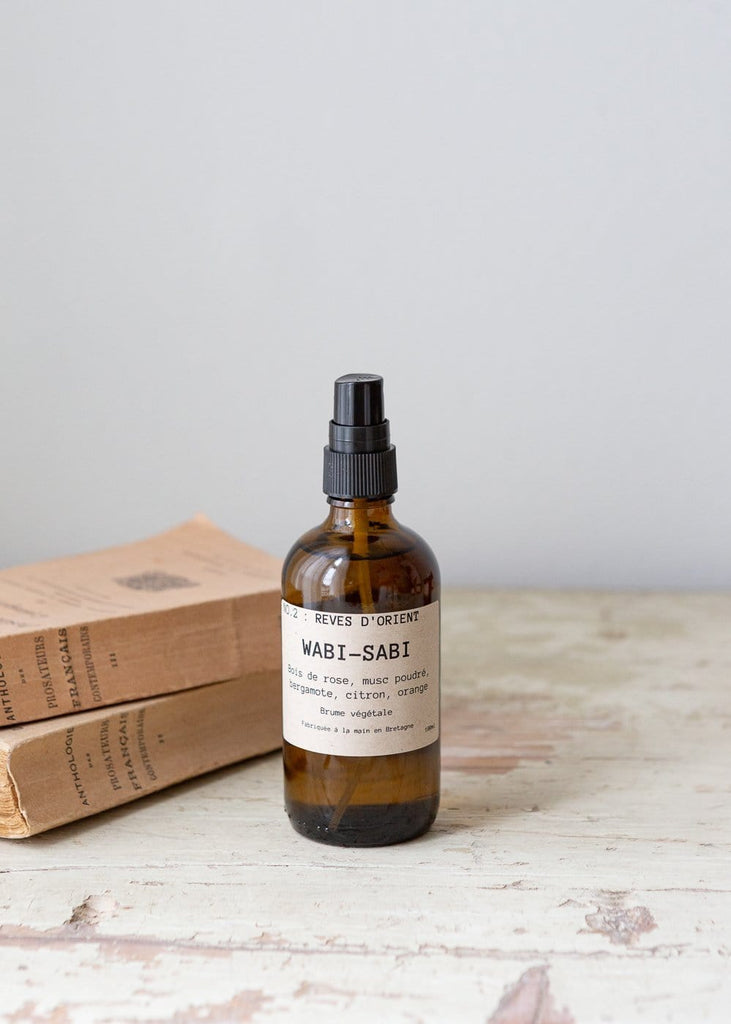 Wabi Sabi - Room Mist - Reves D'Orient - The Small Home