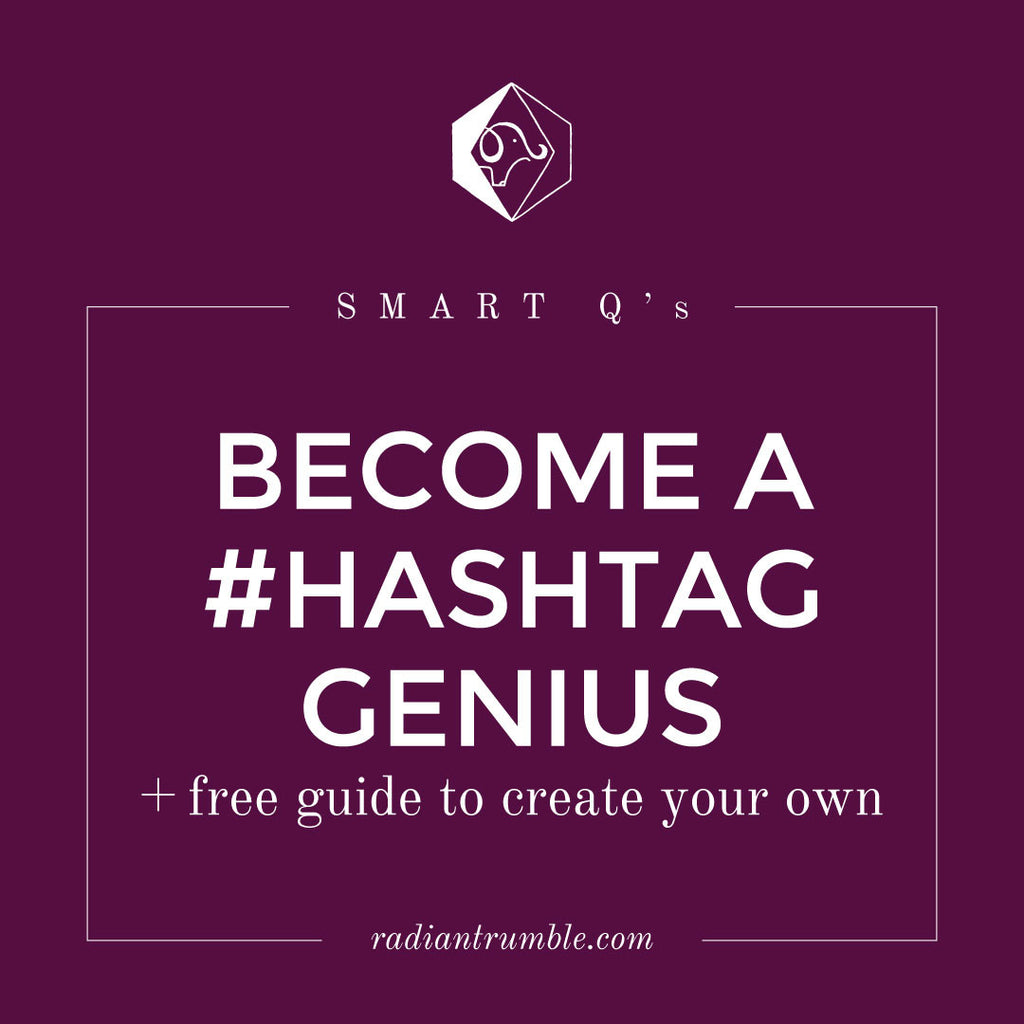 Become a #hashtag Genius: Smart Questions Blog