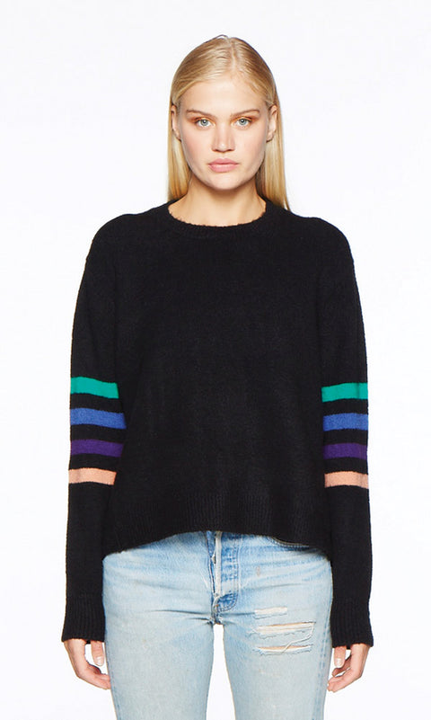 RAMONE Black Sweater