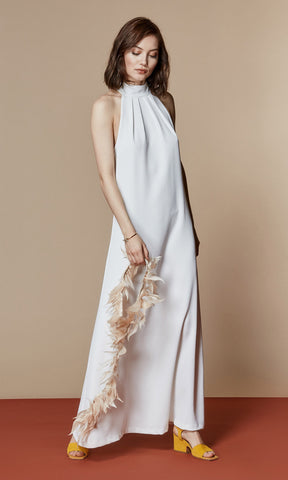 HARPER Pleated Dress
